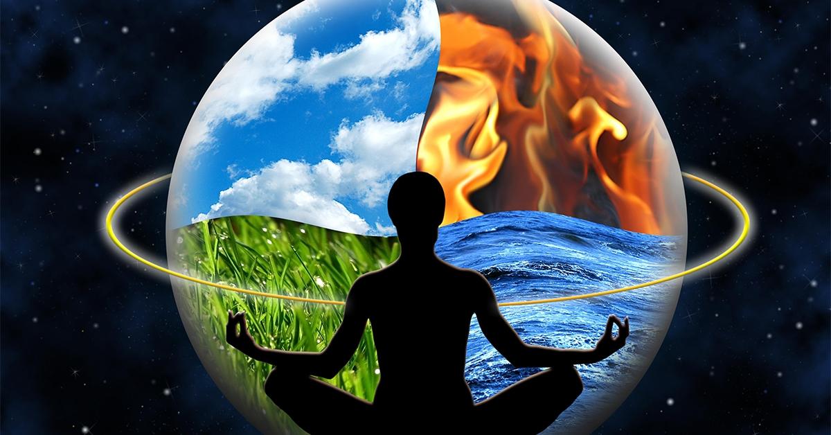 Как быть энергичным и не уставать? Часть шестая из семи.  Духовная энергия